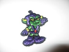 RARE Vintage ASTROSNIKS Embroidered Patch (of rare toy figure) FREE U.S. Ship
