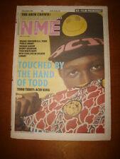 NME 1988 NOV 5 TODD TERRY PUBLIC ENEMY HUMAN LEAGUE
