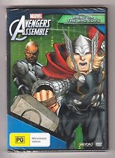 Avengers Assemble Bring On The Bad Guys DVD - Brand New & Sealed