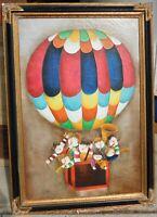 Joyce Roybal,b.1955 painting on canvas 24 x 36