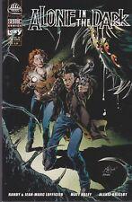 italian edition Semic comics ALONE IN THE DARK Lexy produzioni