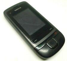 Nokia C2-05 - Dynamic grey (Unlocked) Cellular Slider Mobile Phone
