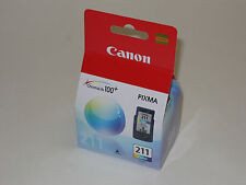 Genuine Canon CL-211 color ink 211 CL211 MX420 iP2700 MX410 MX360 MP495 MX330