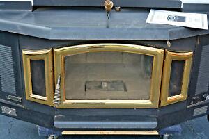 Earth Stove Insert, Model BV400C, No Catalytic Converter, Works Fine, P/U 21234