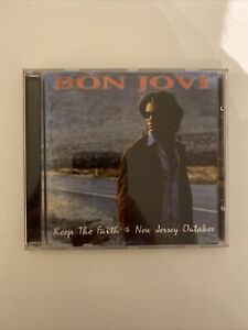 Bon Jovi - Keep the Faith and New Jersey Outtakes Brave Mood Music