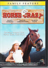 Horse Crazy - DVD - Family Feature - Scarce