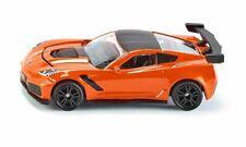 1534 Siku Chevrolet Corvette ZR1 orange