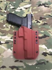 Blood Red Kydex Holster for Glock 40