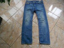 H3760 Diesel VIKER Jeans W32 Mittelblau  Gut