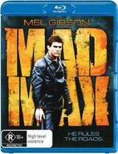 Mad Max (Mel Gibson) Blu-ray Region B New!
