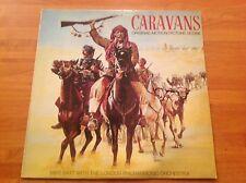 CARAVANS - 1978 Vinyl 33rpm Sountrack LP - MIKE BATT & the LONDON PHILHARMONIC