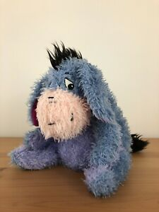 DISNEY Eeyore Plush Soft Toy with Removable Tail - The Walt Disney Company