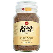 Douwe Egberts Pure Gold Instant Coffee Granules, 400g