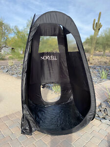 Norvell Mobile Spray Tan Tent