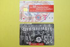 M04/2003 Auflage 2000 Stück Fussball FC Bayern Deutsche Meisterschaft 1968/1969