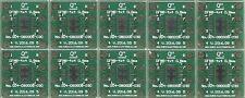 """10 PCS. - DFN8-4x4 0.80mm(0.032"""") to DIP8 0.3"""" socket. [CA]"""