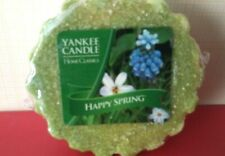 Yankee Candle ~ Happy Spring ~ Tarts Wax Melt ~ Set Of Two (2)