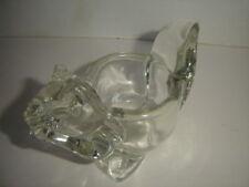 Vintage Avon Squirrel Votive Tea Lite Candle Holder Paper Weight Collectible