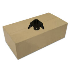 Goldwood Sound GC-303B Steel Black Cabinet Corners Case of 500 Speaker 3 Leg