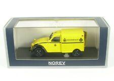 Citroen 2CV Azu (1959) Wegenwacht (Yellow)