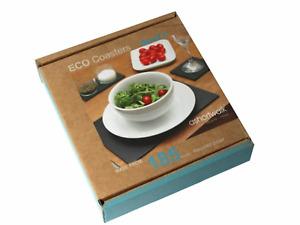 Ashortwalk Eco Coasters Set of 4 BNIB RRP £12.95