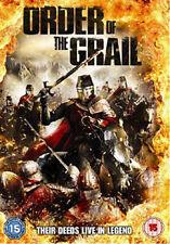DVD:ORDER OF THE GRAIL - NEW Region 2 UK 82