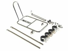 Brick Lane Bikes Front Chrome Bicycle Carrier Rack Fits to Fork Legs &Brake Hole