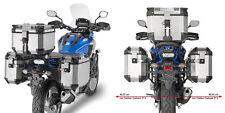 Honda NC750X GIVI Outback 2 X 48lt Ali Alforjas/PL1146CAM Alforja Conjunto de marco