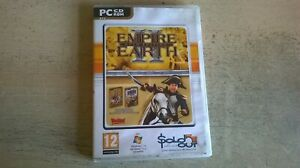 EMPIRE EARTH II 2 GOLD EDITION - PC GAME +THE ART OF SUPREMACY FastPost COMPLETE