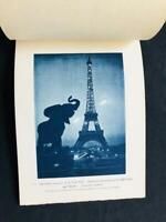 ART DECO PARIS 1925 EXHIBITION RARE ORIGINAL PHOTOGRAPH BOOK Photogravure France