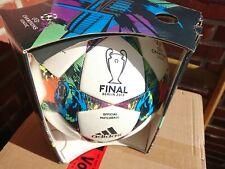 Adidas Champions League Final Berlin 2014 OMB Official Matchball Box soccer Box