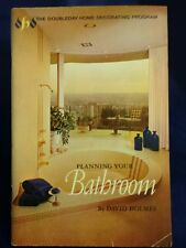 1968 Book Planning Your Bathroom DIY Interior Design Home Decor Mid Century
