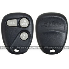 OEM Factory Key Keyless Remote Entry Fob Transmitter For Chevy + Gm Rear X 2 But