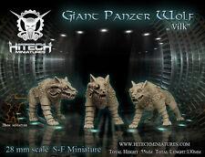 Hitech Miniatures - 28SF009 Giant Panzer Wolf 28mm Warhammer 40k 40000