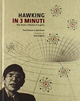 Hawking in 3 minuti-vita,teoria e influenze di un genio.-Paul Parson-Logos 2012