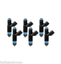 Motor Man - 4F9E-D6B Reman Siemens Fuel Injector Set (6) Ford & Mercury 3.0L