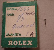 Genuine Rolex Sweep Center Second Pinion Cal 1560 7838 Movement Part 1520 1530 A