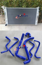 Aluminum Radiator + hose for Holden Commodore VT VX 3.8L V6 Petrol 97-02 AT/MT