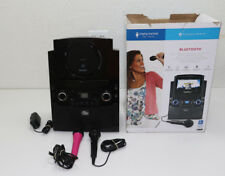 Singing Machine Ism990Bt Bluetooth Karaoke System Compatible with iOs Devices
