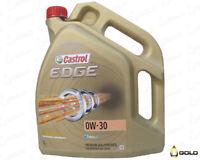 0W 30 Castrol Edge Titanium FST Motoröl 5 Liter DEXOS 2