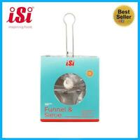 iSi Stainless Steel Funnel and Sieve Set - Suitable for iSi Whippers