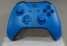 New listing Xbox One 1708 Blue Special Edition Wireless Controller