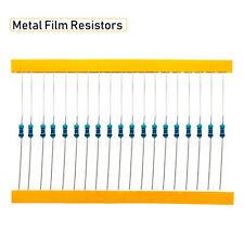 1//4 W COUCHE METAL EN 67 VALEURS ASSORTIMENT DE 3350 RESISTANCES 1/%
