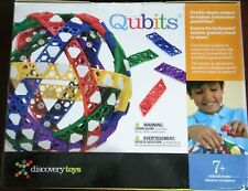 Qubits Construction Set 3165 Stem style building toy by Discovery Toys ages 7+