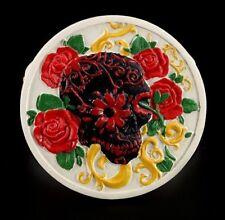 Cofrecito BLANCO - DAY OF THE DEAD - Gothic joyero Recipiente Decoración