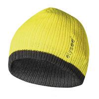 Trendy Unisex Wintermütze Mütze Strickmütze Thinsulate Gelb/schwarz Beanie NEU