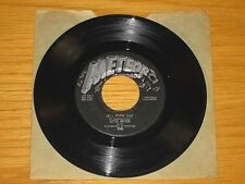 "BLUES 45 RPM - LITTLE MILTON - METEOR 5040 - ""LET'S BOOGIE BABY/LOVE AT 1st..."""