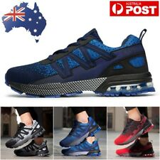 Men's Air Cushion Sneakers Tennis Running Athletic Shoes Walking Casual Shoes AU