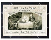 Historic Meyrowitz Brothers optical equipment Advertising Postcard