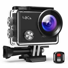 Apeman Action Camera 4K 20MP WiFi Sports for Vlog Underwater Cam Waterproof 30M